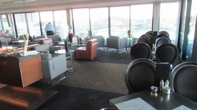 インターコンチネンタルホテル・シドニー  クラブラウンジのカクテルタイム