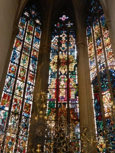 2019年GW メモリアル旅はやはり南ドイツ!黒い森~ボーデン湖~ロマンティック街道 【34】アウクスブルク初日 大聖堂
