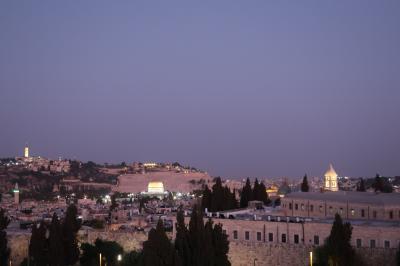 イスラエル周遊2 (ベツレヘム、イスラエル)