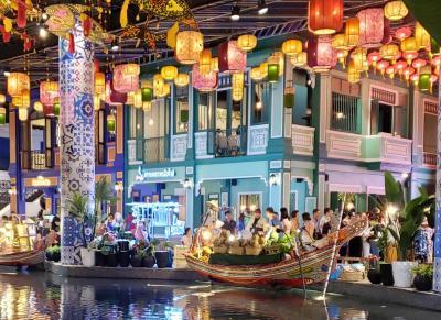 タイ・エアアジアXで行くバンコク後半 博物館見学とアイコンサイアムで豪華なランチ&ドンムアン空港のラウンジホッピング