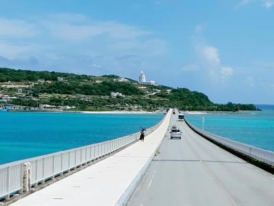 2019年9月1日 沖縄旅行三日目前半(古宇利島)