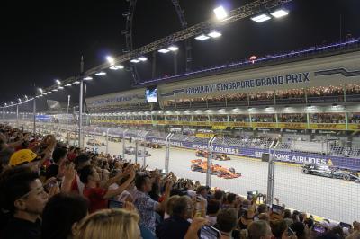 2019 F1シンガポールGPとグルメ旅【前編】