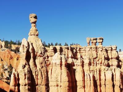 グランドサークル2000キロの旅⑥ ブライスキャニオン国立公園