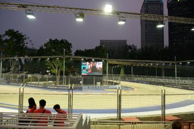 2019 F1SingaporeGP ターン3プレミア席の紹介など