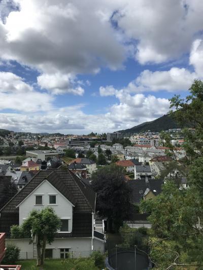 急遽ノルウェーに!