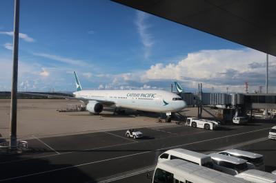 スペイン巡礼2019 今年はサンチアゴまで行こう: その1 香港経由でマドリードへ