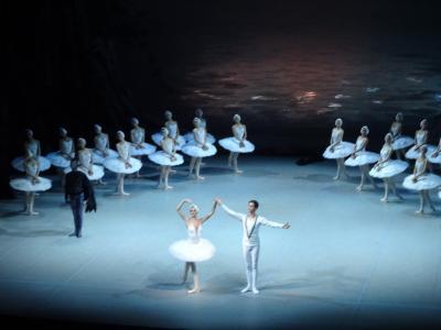 バレエを観にサンクトペテルブルグへ
