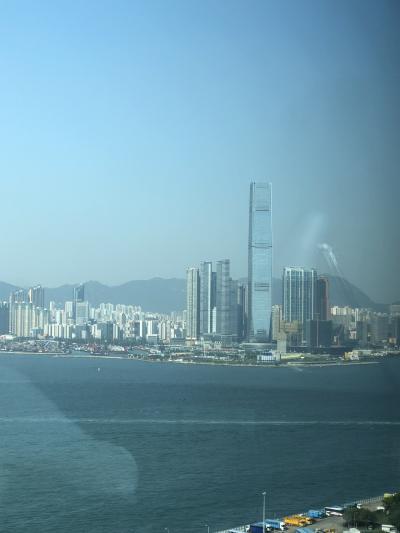 木曜日に予約、土曜日に出発♪世界のファーストクラスラウンジを楽しむ香港の旅②ホテルステイも楽しもう!コートヤードマリオット香港