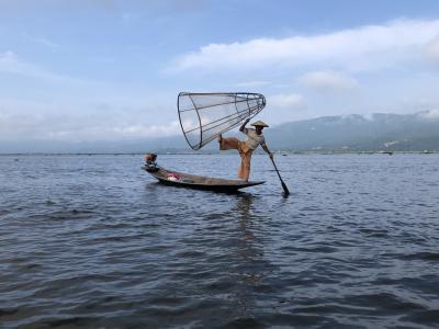ミャンマーリベンジ(3) インレー湖~タチレク~チェンラーイ