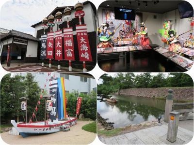 初秋の山陰めぐり(9)松江ホーランエンヤ伝承館
