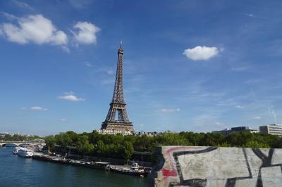 ♪オランジュリー・マルモッタン美術館でモネを観る♪9月のパリ・ロンドンひとり旅8泊10日④4日目