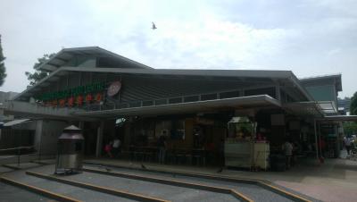 シンガポールのローカル飯紹介その1 アレクサンドラ フードヴィレッジセンター