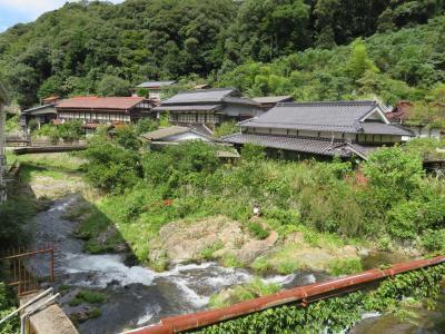 入院治療の前日に俵山温泉へ(追加;もともとラグビーとサッカーは異なる階級のスポーツ)