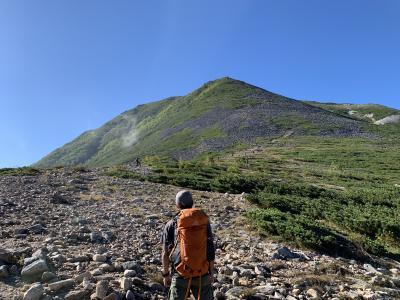 奥多摩探検隊、常念岳へ行く! 1日目&2日目《常念山脈縦走と徳澤園でまったりキャンプ編》