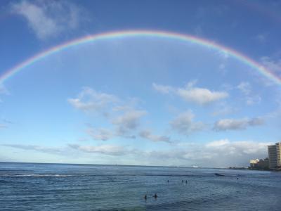 おひとり様ハワイ 2019 出発