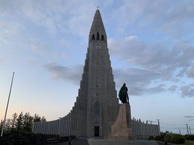 氷河と火山の国☆アイスランド☆vol.1 街歩きとブルーラグーン