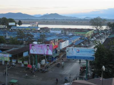 ミッチーナー逍遥(2019年1月ミャンマー)~その1:中央市場周辺