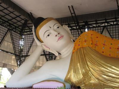 ミッチーナー逍遥(2019年1月ミャンマー)~その2:ミイトキーナの戦い「招魂之碑」