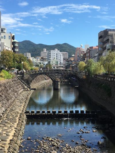 lucky続きの長崎は晴れだった~♩同時刻、伊丹は大変だったらしい。