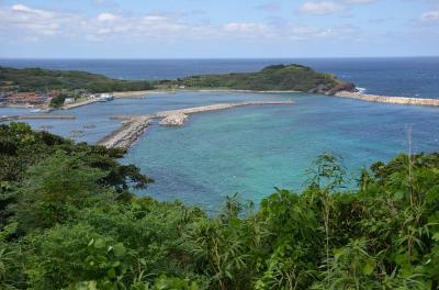 萩の離島めぐり 見島と大島と相島