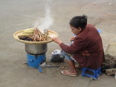 ミッチーナー逍遥(2019年1月ミャンマー)~その4:カチン料理探訪