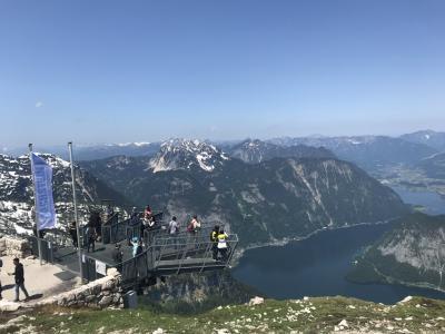 オーストリアとプチ東欧の旅 -6日目 ファイブフィンガープチハイキング
