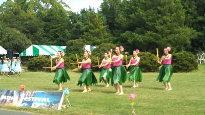 「アロハ三保フェスティバル・2019」で、ハワイアンの歌と踊りを楽しむ!