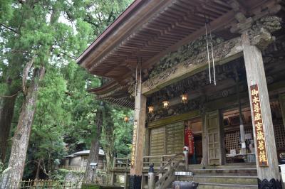 秘境徳島、四国88カ所寺巡り(薬王寺・太龍寺)