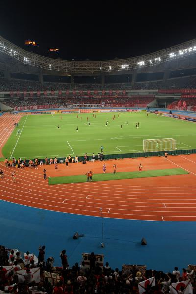 【ACL2019】浦和レッズ対上海上港の試合観戦のため2年ぶり3度目の上海へ