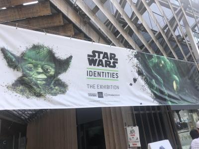 天王洲アイルで「スター・ウォーズ」展2019を鑑賞