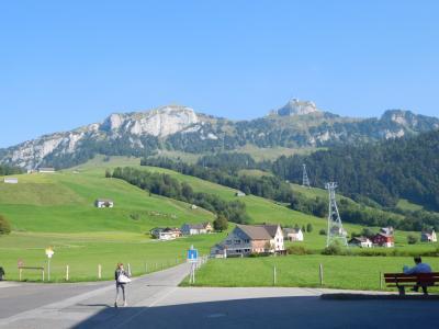 中国国際航空(エアチャイナ)で行くスイス・ドイツの旅 その5