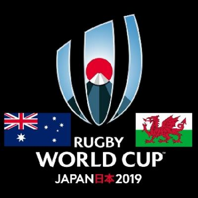 ラグビーワールドカップ日本のオーストラリア対ウェールズ戦を観戦~もちろんビールぐびぐび!た、高い!!