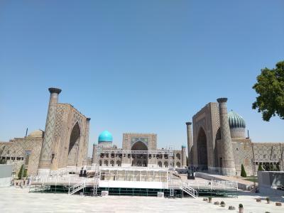 ウズベキスタン5 - サマルカンド