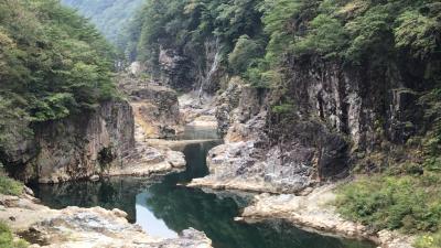 龍王峡・尚仁沢へ週末ドライブ