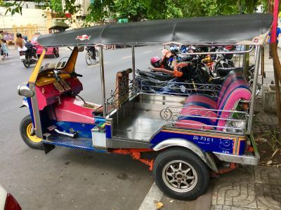 バンコク・アユタヤ弾丸撮影一人旅 タイ語はもちろん英語もよくわからない人間がタイで撮影三昧