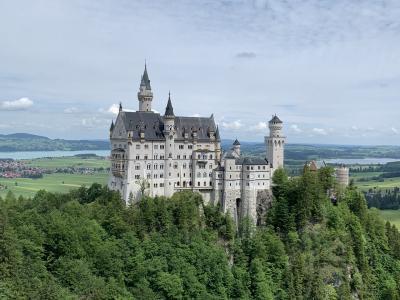 ドキドキの海外ひとり旅、デビューしました!ドイツ・オーストリアとちょっとだけスロヴァキア⑩<ノイシュヴァンシュタイン城>
