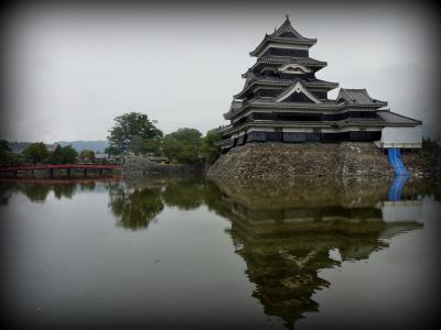 山形・新潟・長野・山梨県を廻るおじさんの一人旅その6・長野県松本市編