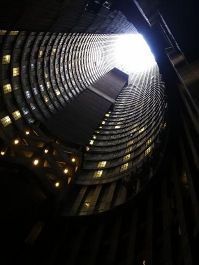 南ア便り2~Ponte City Stairs Challenge!ポンテタワー最上階まで階段で登ってみた