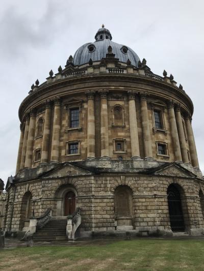 London女子旅【Oxford】