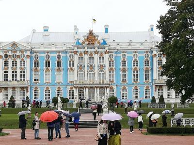 モスクワ~サンクトペテルブルグ観光6