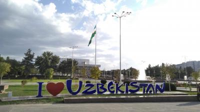 ①1日目のウズベキスタン よなよなタシケント上陸作戦