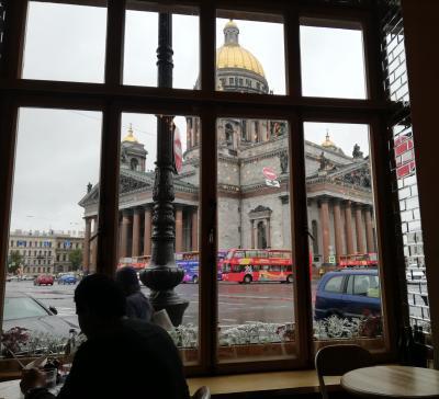 モスクワ~サンクトペテルブルグ観光7