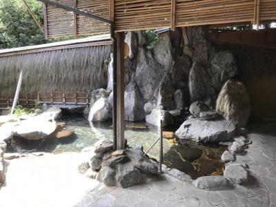 近場の温泉