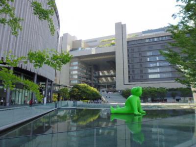 大阪でサミットのころ