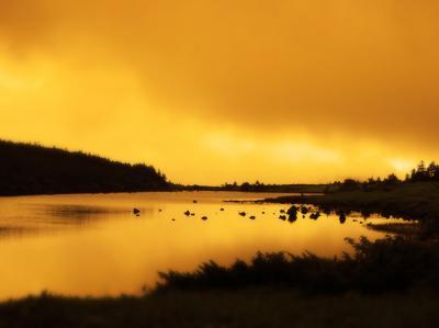 この夏最後の「黄泉がえり」。極楽浄土の風景「鎌沼幻想」と温べるじゅ。