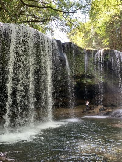 やっぱり福岡やけん 熊本県 黒川温泉・鍋ヶ滝の旅②