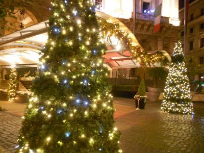 年越しイタリアvol.2~ローマのクリスマス風景とX'masミサ