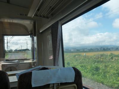 北海道の国鉄型特急に乗りまくりつつ、ちゃっかり層雲峡観光と温泉も楽しむ鉄道の旅~
