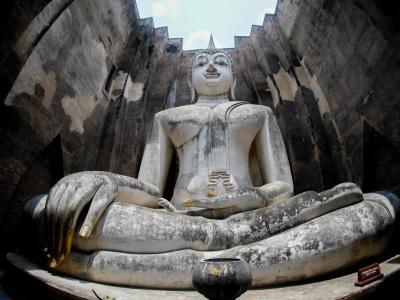 チェンマイからバンコクまでタイを旅した vol.3スコータイ