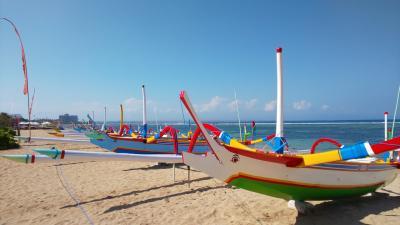 神々の息遣いを感じる場所―バリ島の休日 ⑥ ウブドからサヌールへ。ビーチで飲んだくれの午後